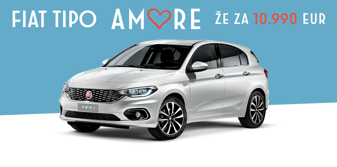 FIAT TIPO AMORE